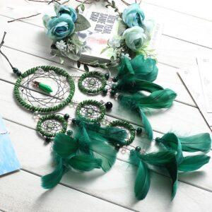Attrape Rêve Vert 7