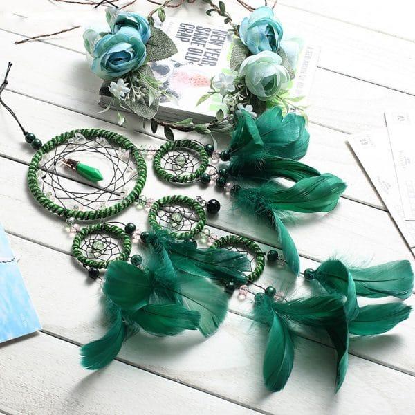 Attrape Rêve Vert 2