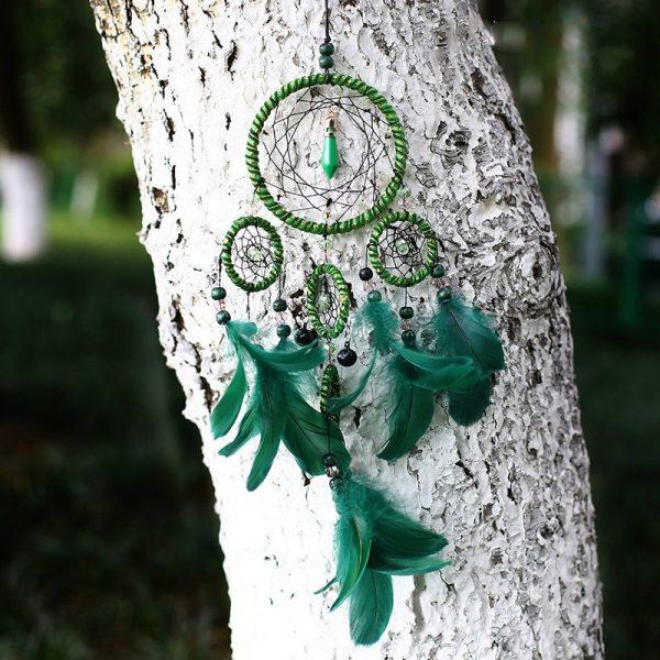 Attrape Rêve Vert 3