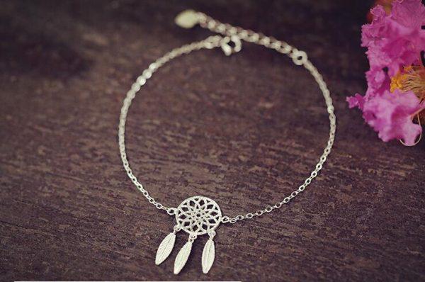 bracelet attrape rêve