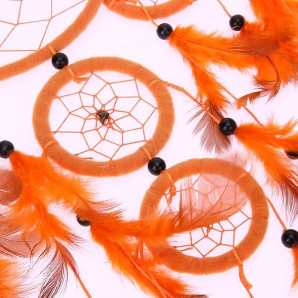 Attrape Rêve Orange 4