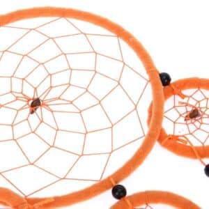 Attrape Rêve Orange 10