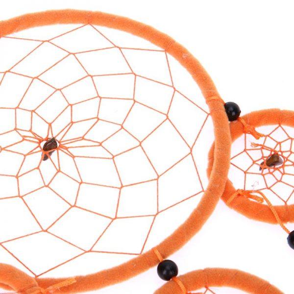 Attrape Rêve Orange 5